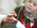 Nutrition suffers when children smoke