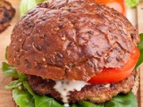 healthy hamburger