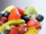 Summer fruit warning