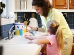 Teach children hygiene