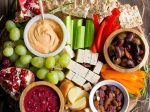 Snacking on the plant-based diet